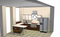 Комфортная планировка вашей кухни