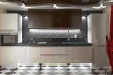 Эффективное расположение рабочих зон на кухне