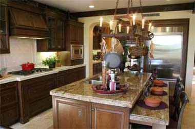 dark_timber_and_stone_kitchen